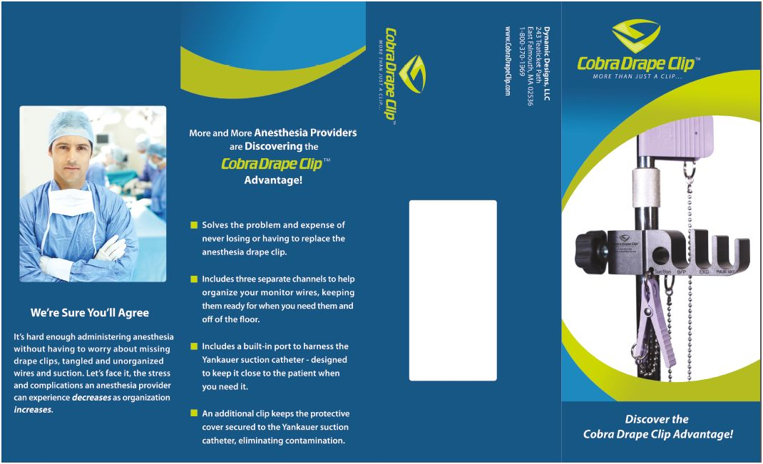 medical trifold brochure design cape cod ma